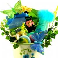 Blooms and Butterflies Spa Gift