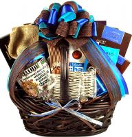 Extreme One-of-a-Kind Chocolate Basket
