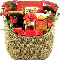 Forget Me Not, Gift Basket