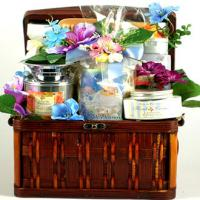 Perfectly Pampering Gift Basket For Her