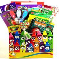 Color Me Happy, Gift Basket For Kids