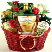 A Country Breakfast Gift Basket