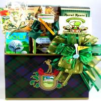 ''Fore'' You Deluxe Golf Gift Basket