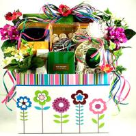 Just Because, Gourmet Gift Basket