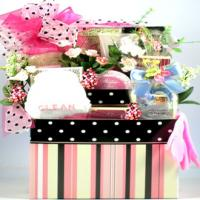 Just For Her, Deluxe Gift Basket For Women