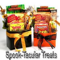 Spook-Tacular Halloween Treats