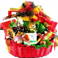 Game Day Gift Basket