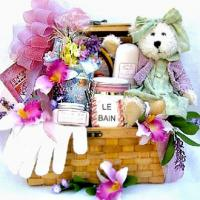 I Treasure You, Luxury Gift Basket For Her