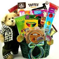 Basket Of Fun, Gift Basket For Kids