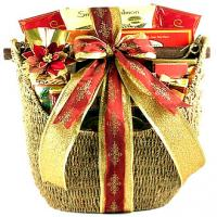 Majestic Christmas, Deluxe Holiday Gift Basket