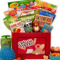 Kids get well gift box