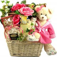 Recuperate Kate, Get Well Gift Basket for Her