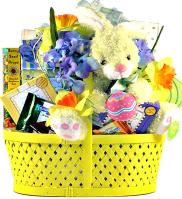 Happy Easter!, Easter Gift Basket