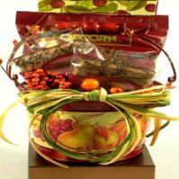 Fall Gift Basket Shipped Free Thanksgiving Baskets