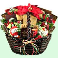 Homespun Holiday Gift Baskets