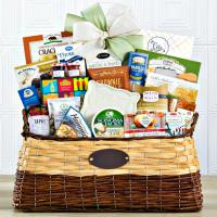 picnic loaded gift basket