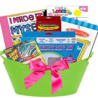 Crazy for Crafts, Kids Gift Basket