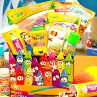 Happy Kids Crayola Activity Gift Box