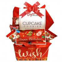 make a wish birthday gift box