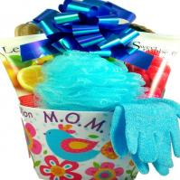 Celebrate Mom, Gift Basket For Mother