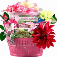 My Mother, My Friend Gift Basket For Mom