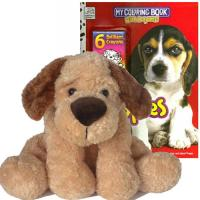 Puppy Love, Gift Set For Children