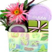 Essence of Tranquility Bath Basket
