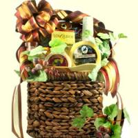 Tuscan Village Winery Gift Basket