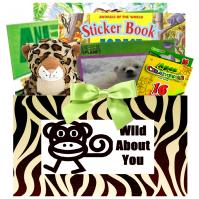 Gift Basket For Kids, Wild About You