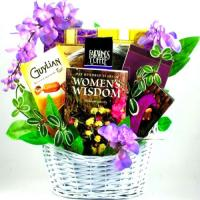 To A Wonderful Woman, Gift Basket
