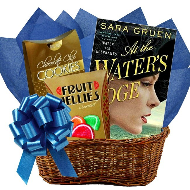 Sweet tooth bestseller book gift basket negle Choice Image