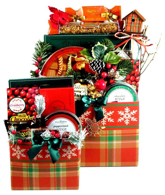 nostalgic christmas gift box