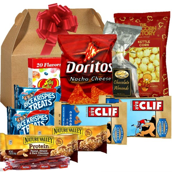send some love care package, Ideas