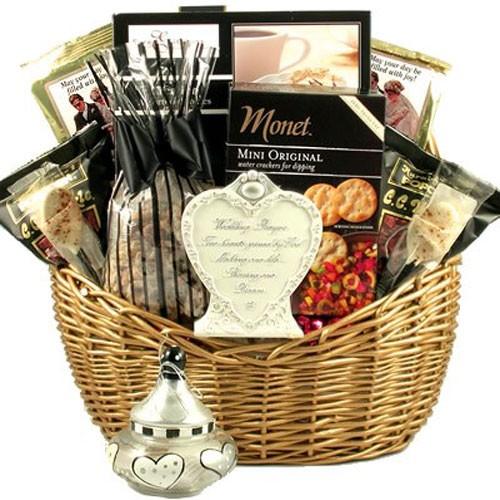 Wedding Bells, Wedding Gift Basket