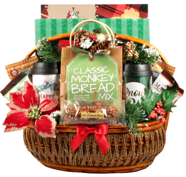 Download Christmas Gift Basket Ideas