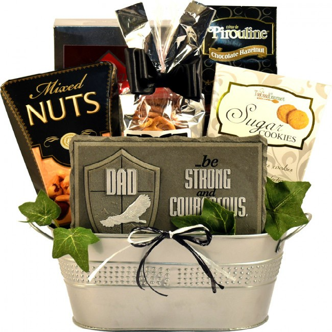fathers day gift basket for dad. Loading zoom